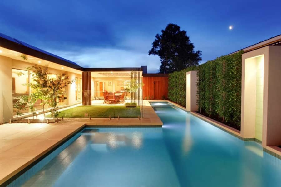Affordable frameless pool fencing available in adelaide for Affordable landscaping adelaide