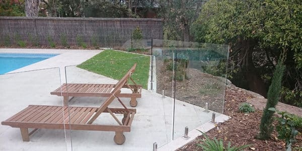 adelaide glass fence