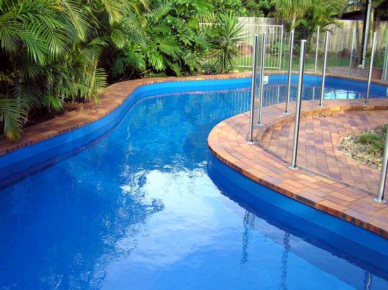 Semi Frameless Pool Fencing is an affordable way to make your Adelaide swimming pool safe