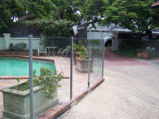 Semi Frameless Glass Pool Fencing Done By Our Team For An Adelaide Client