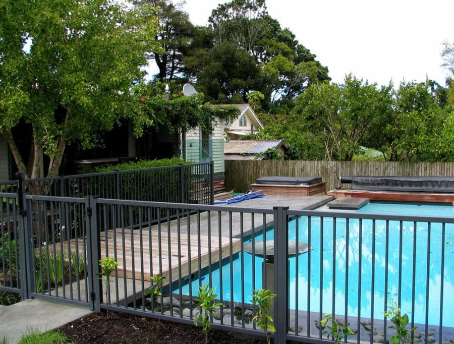 We build our aluminium pool fence panels with extra strength for long-lasting durability in South Australia's unpredictable weather