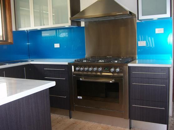 Our splashbacks are installed with minimum visible joints